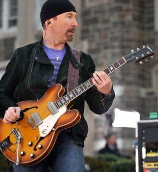 Happy birthday The Edge