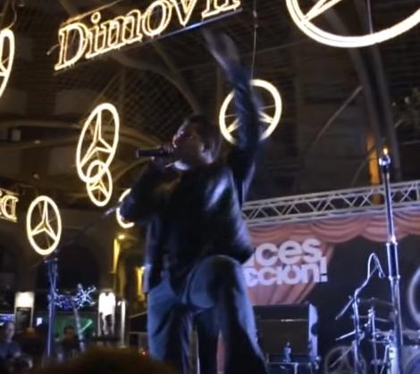 U2band en Festival Luces, Accion Murcia