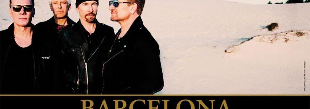 Noche apoteósica de U2 en Barcelona.