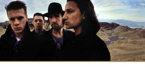 U2 The Joshua Tree tour 2017 llega a Europa