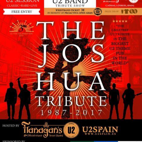 Fiesta Tributo Joshua Tree Tour en Teruel.