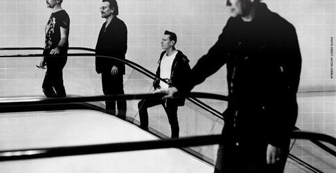 U2 de Gira en Madrid.