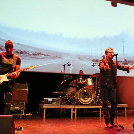 Where The Streets Have No Name – U2Band Tributo U2 – Auditorio Mar de Vigo