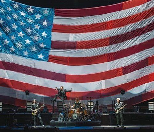 U2 comienza su gira «Experience + Innocence Tour»